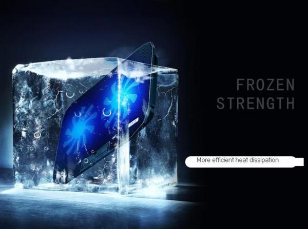 משטח קירור למחשב נייד ICE COOREL2