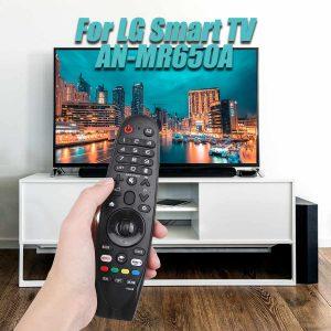 שלט חכם לטלוויזיה חכמה אל ג'י LG Smart TV
