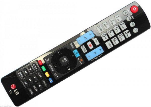 שלט רחוק מקורי לטלוויזיות LG 2