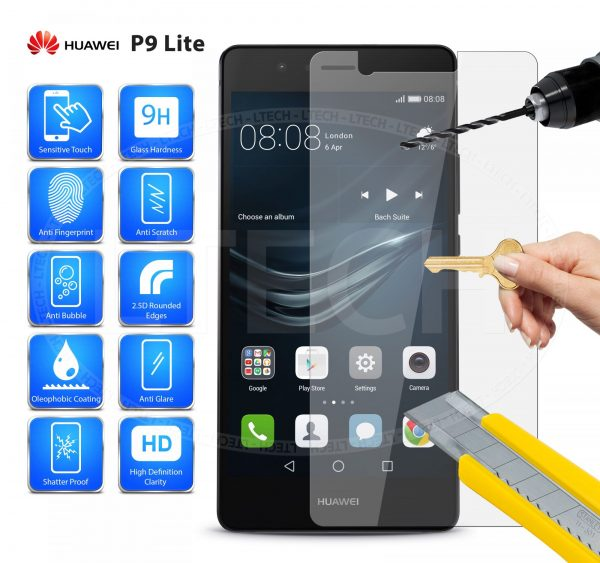 huawei-p9-drill-tempered-glass-protector-drill