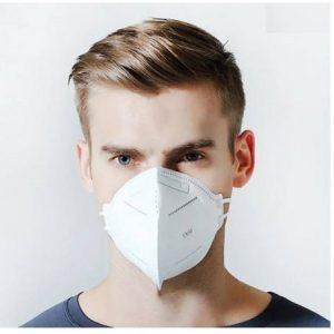מסכות נשימה KN95 לסינון וטיהור האויר3