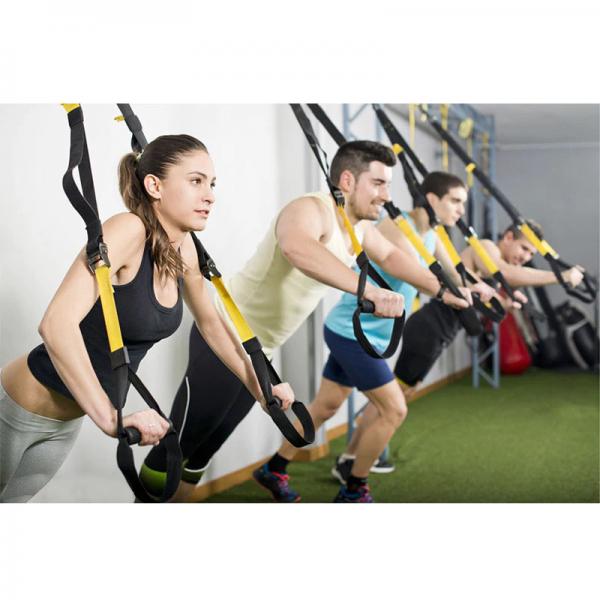ערכת רצועות אימון כושר מקצועיות תואמות TRX9