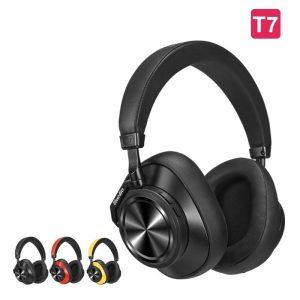 אוזניות אלחוטיות בלוטות' Bluedio T7 Bluetooth 15