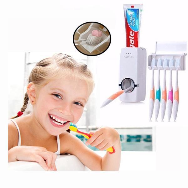 דיספנסר למשחת שיניים אוטומטי3