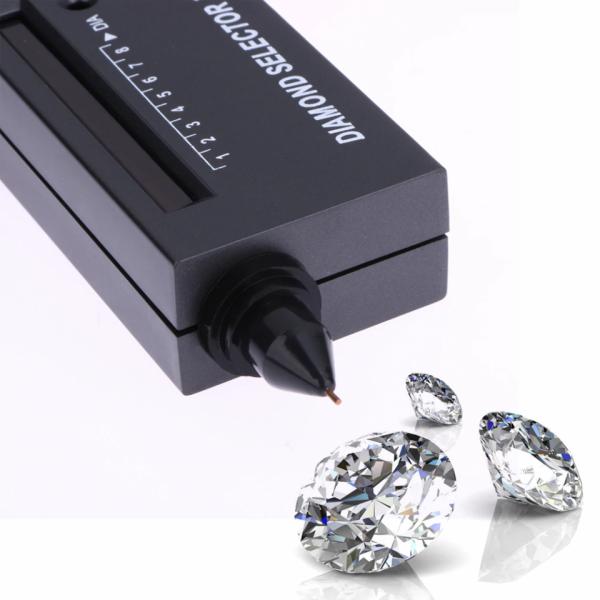 מכשיר מקצועי לבדיקה וזיהוי יהלומים ואבני חן4