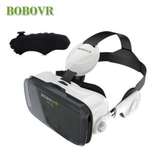 משקפי מציאות מדומה BOBOVR