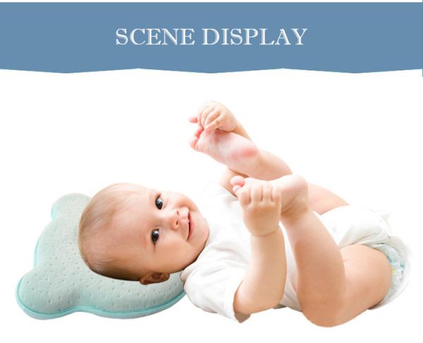 כרית ראש אנטומית לתינוק7