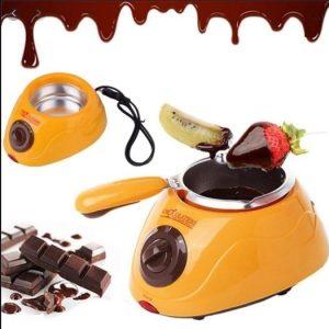 ערכה מושלמת להכנת פונדו שוקולד או פרלינים4