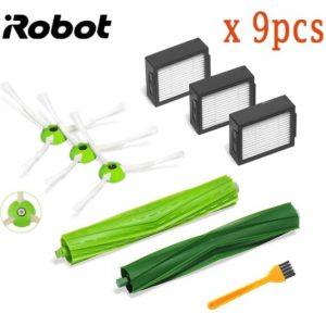 ערכת אביזרים לשואב אבק רובוטיiRobot Roomba i7 איי רובוט רומבה3