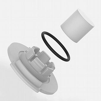 פילטרים למיכל מים לשואב אבק שיאומי רובורוק Xiaomi Roborock2