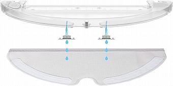 פילטרים למיכל מים לשואב אבק שיאומי רובורוק Xiaomi Roborock3