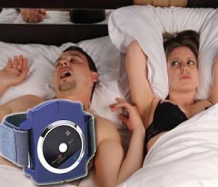 המכשיר המהפכני למניעת נחירות Snore Stopper4