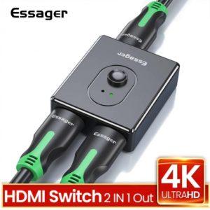 מפצל HDMI דו כיווני של חברת Essager13