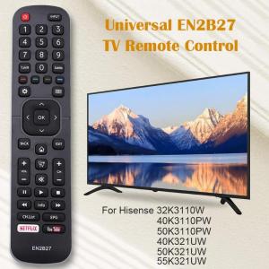 שלט לטלוויזיה חכמה הייסנס Hisense SMART TV EN2B272
