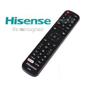 שלט מקורי לטלוויזיה חכמה הייסנס Hisense SMART TV EN2B27