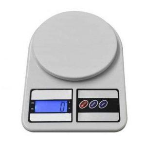 משקל מטבח דיגיטלי עד 10 קג