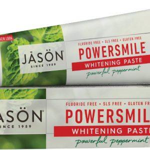 ג'ייסון משחת שיניים מלבינה מרכיבים טבעיים